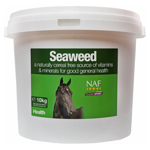 seaweed 10kg  - NAF | Equine Supplements | Supplements for Horses