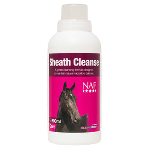 sheath cleanse 500ml  - NAF | Equine Supplements | Supplements for Horses