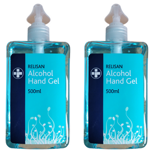 Alcohol Hand Sanitiser 500 ml - 70% Alcohol Level