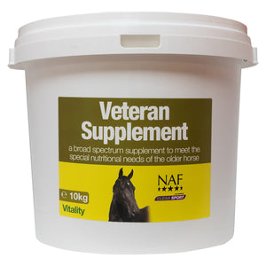 veteran supplement 10kg  - NAF | Equine Supplements | Supplements for Horses