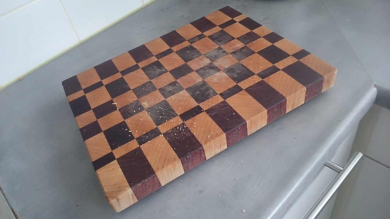 WoodWhisperer Inspired Cutting Board
