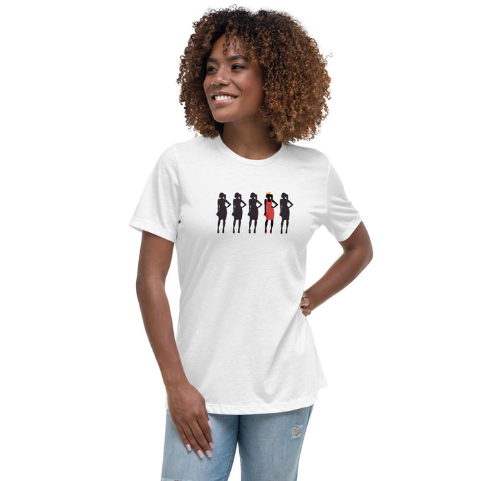 """Princess amongst Women"" -  Relaxed T-Shirt"