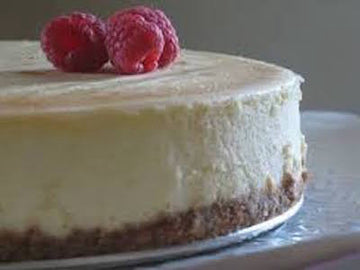 Virtual New York Style Cheesecake and Sauces - Tuesday November 3rd