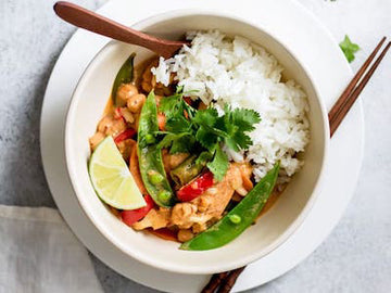Virtual Thai Curry - Saturday November 14th