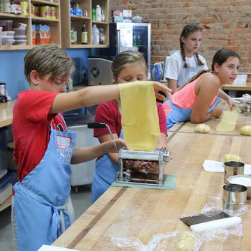 Kids Savory Workshop 2-day (age 8-14) - December 29th-30th