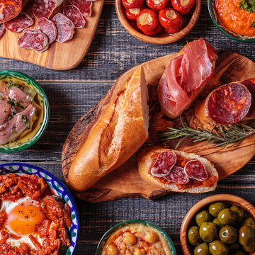 Spanish Tapas - Friday December 4th