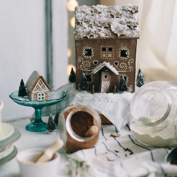 Virtual Gingerbread Houses (For all ages!) - December 22nd