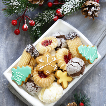 *NEW* Christmas Cookies & Fancy Treats - Tuesday December 15th