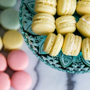 Adult French Macarons & Wine - Friday April 16th