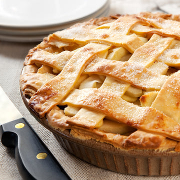 RECORDED - Apple Pie Cooking Class