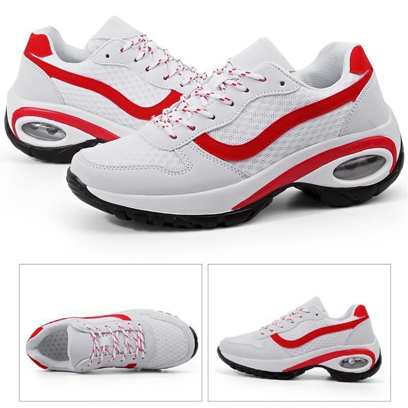 Trainer Womens Air Cushion Casual Travel Sports Athletic Runing Shoes EU35-42