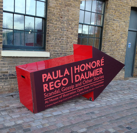 Paula Rego, Honoré Daumier House of Illustration