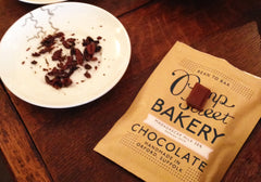 Pump Street Bakery Chocolate tasting at Snowden Flood Studio