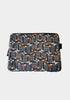 Padded patterned Laptop cases - 13