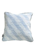 Rae Cushion in Marshmallow or Mint/Aqua