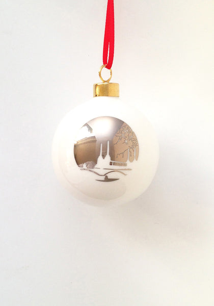 Battersea Bauble in Platinum - www.snowdenflood.com