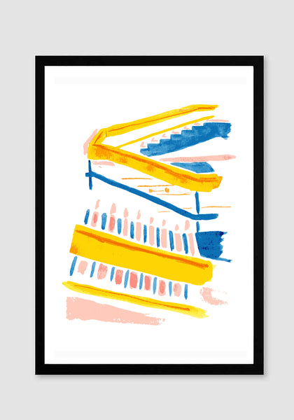 'Coventry 2' -  Art Print