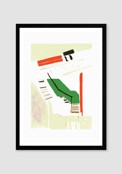 Gran Canarias - Art Print - Snowden Flood Oxo Tower Shop www.snowdenflood.com