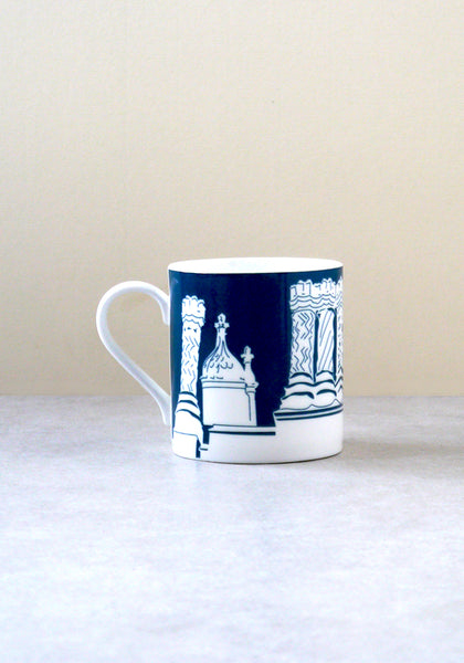 Hampton Court Palace Chimneys Mug