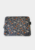 Padded patterned Laptop cases - 15