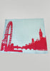 London Eye Napkin - Snowden Flood Shop - www.snowdenflood.com