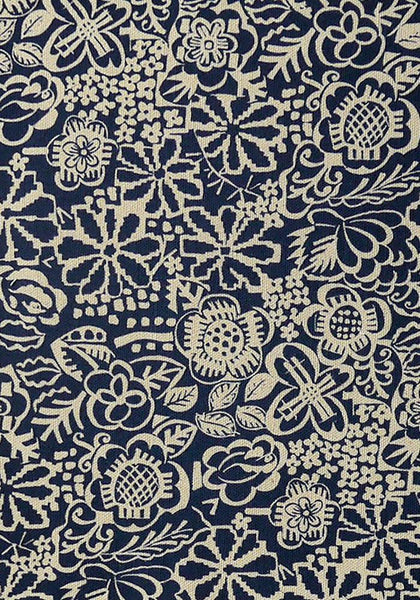 Raoul printed linen