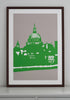 St.Pauls Art Print - various sizes