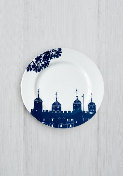 Tower of London Side Plate