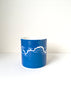 Snowden Flood Large Thames River Course mug