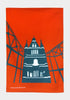 Tower Bridge Tea Towel - snowden flood shop - snowdenflood.com