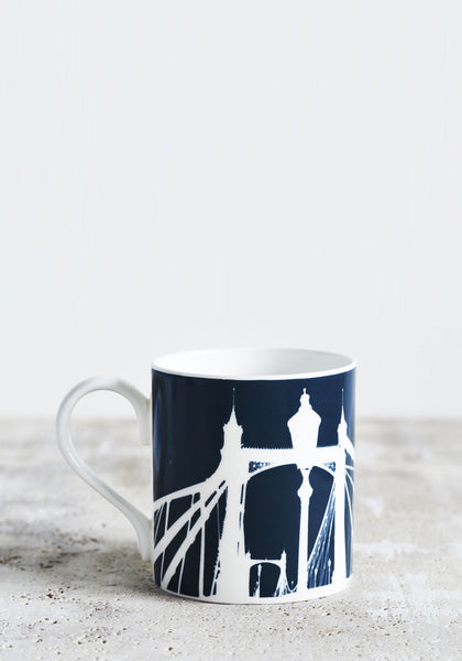 Albert Bridge Mug - Snowden Flood shop