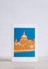 St. Pauls Riverside Greeting Card - Snowden Flood Shop
