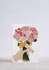 I Love You Flowers Greeting Card