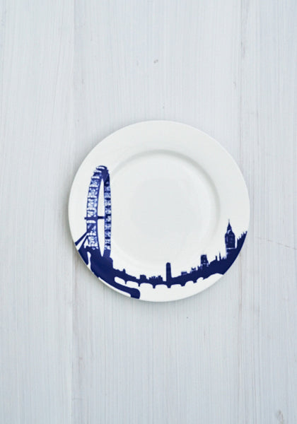 London Eye Side Plate - Snowden Flood shop