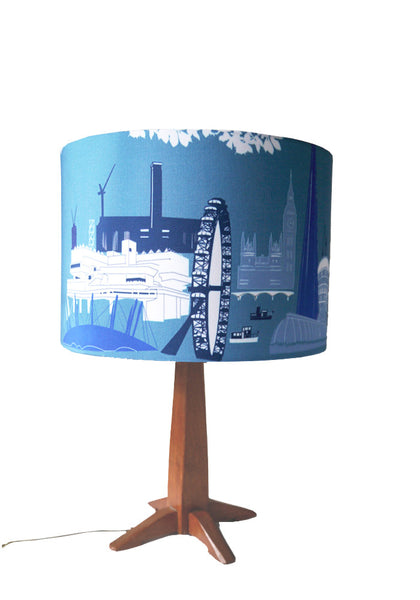 London Landmarks Lampshade