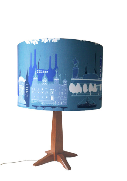 London Landmark lampshade www.snowdenflood.com