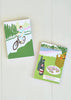 Cycling Lady A6 Notebook