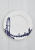 London Eye dinner Plate - Snowden Flood shop