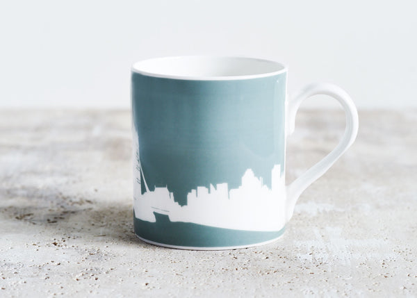 Tower Bridge Mug - Snowden Flood  www.snowdenflood.com