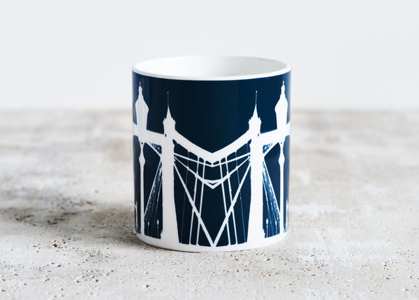 Albert Bridge Mug - Snowden Flood