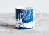 Battersea Power Station mug in teal - Snowden Flood Shop