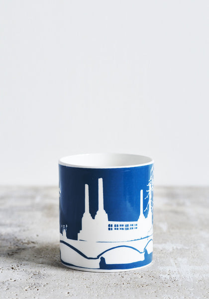 Battersea Power Station Mug Teal