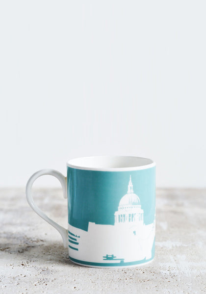 St. Paul's Cathedral (& Millennium Bridge) mug