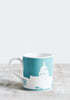 St Pauls/Millennium Bridge Mug - Snowden Flood Shop