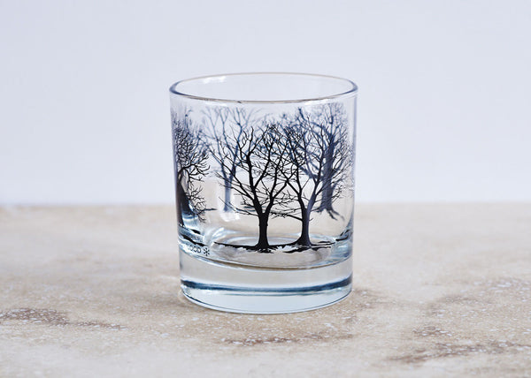 Black Tree Glasses Snowden Flood