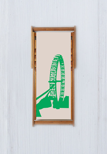 London Eye Deckchair and Sling