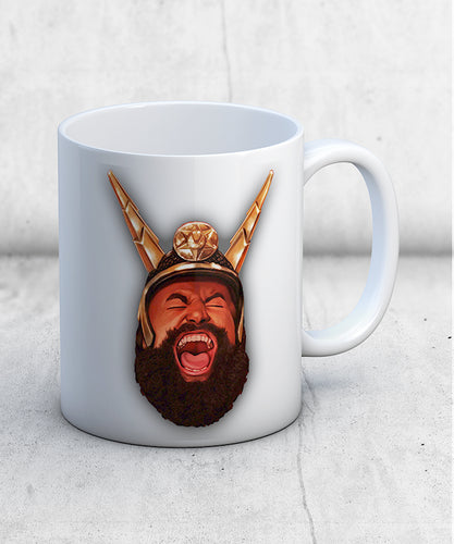Prince Vultan War Cry Mug 1