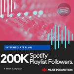 Intermediate Plan - Pitch to 200K Playlist Followers