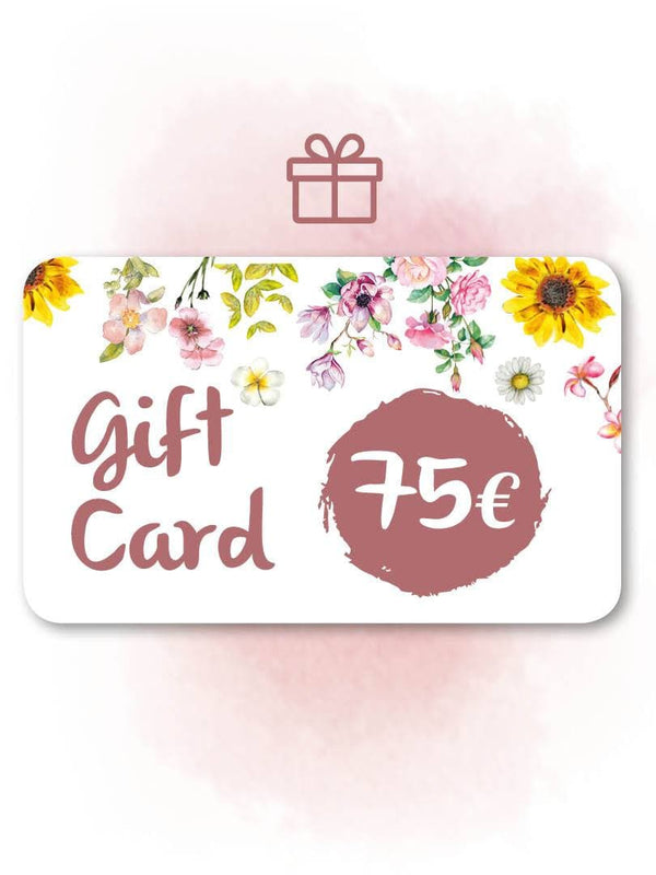 Gift Card 75€