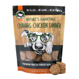 Craving Chicken Dinner Chicken Dog Food - Bag and Product